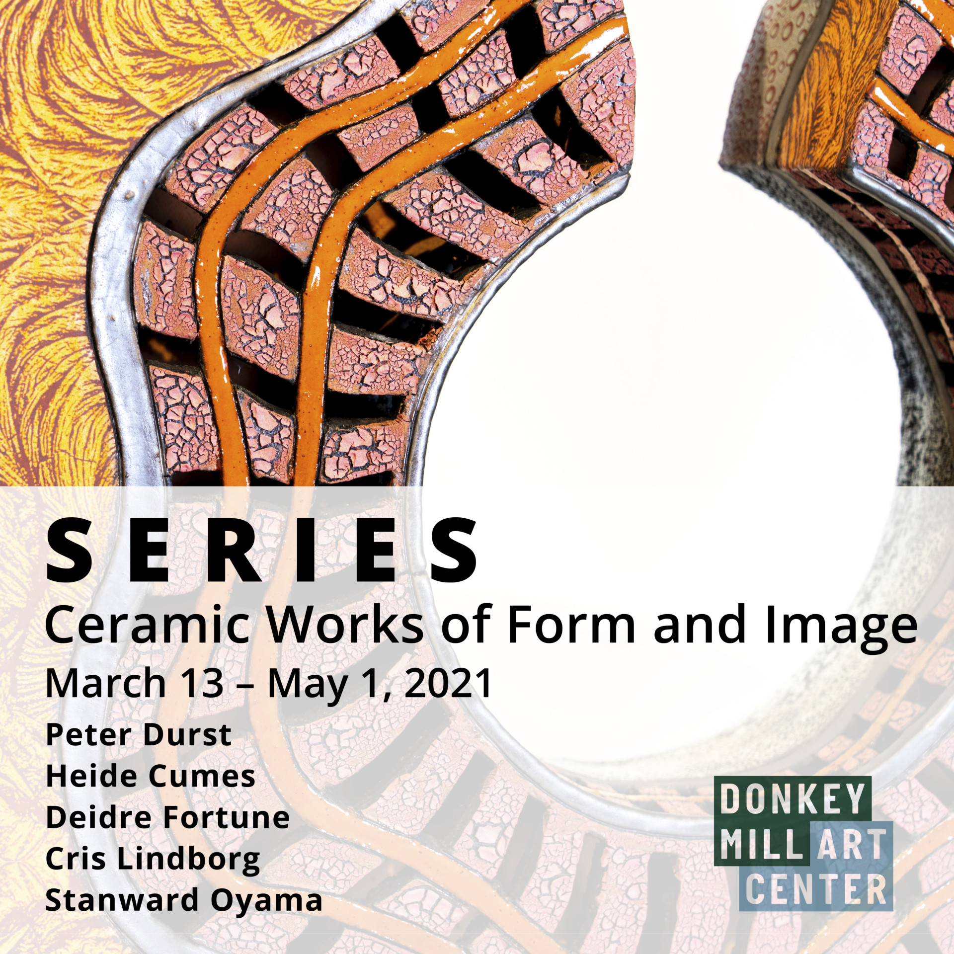 Series: Ceramic Works of Form and Image